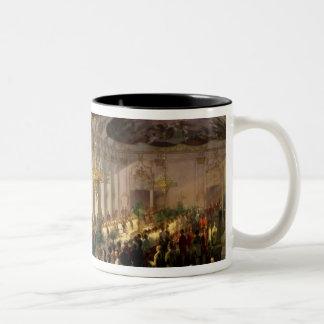 Anniversary of the Military Order of Maria Two-Tone Coffee Mug