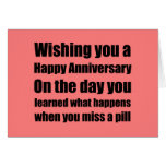 Anniversary of your child's birth cards