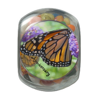 Anniversary Party Favors Candy Tins Monarchs