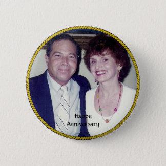 Anniversary Photo Template Button