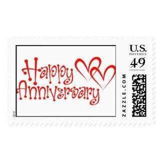 Anniversary Postage