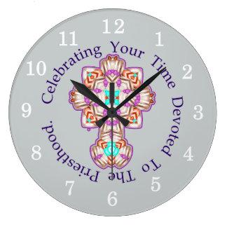 Anniversary Priest Ordination Celebrations Wall Clocks