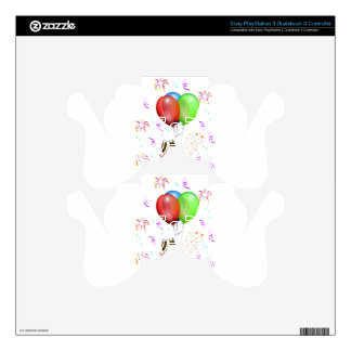 Anniversary PS3 Controller Skins