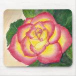 Anniversary Rose - mousepad