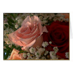 Anniversary Roses 2 Greeting Cards