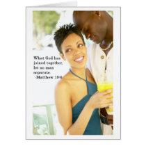 Anniversary Verse of Love Card