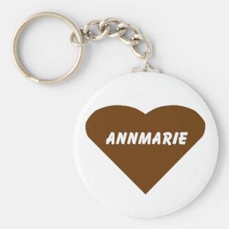 Annmarie Keychain