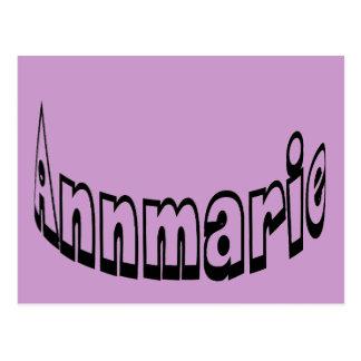 Annmarie Postales