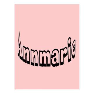 Annmarie Tarjetas Postales