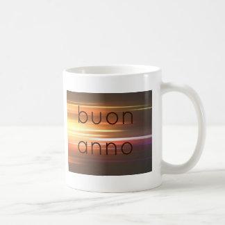 Anno de Buon Tazas De Café