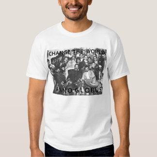 Anno Globus-Pancho Villa & Zapata T-shirt