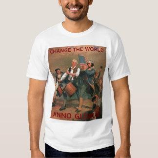 Anno Globus - Spirit of '76 T-shirt
