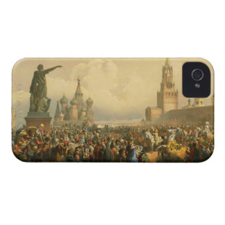 Announcement of Coronation Day by Vasily Timm 1856 Case-Mate iPhone 4 Case