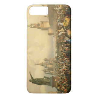 Announcement of Coronation Day by Vasily Timm 1856 iPhone 7 Plus Case