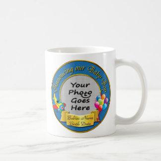 Announcing Our Baby Boy Keepsake Mug
