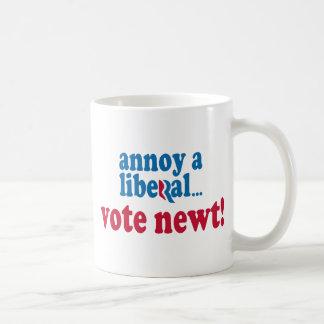 Annoy a Liberal Coffee Mug