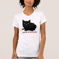Annoy Me Cat T-Shirt