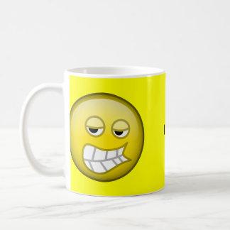 Annoyed Coffee Mug