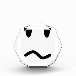 Annoyed Face Award