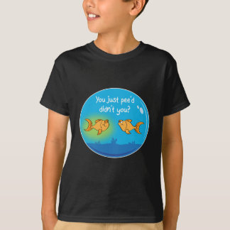 Annoyed Goldfish T-Shirt