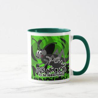 Annoying Cricket Mug