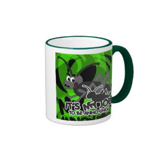 Annoying Cricket Coffee Mug