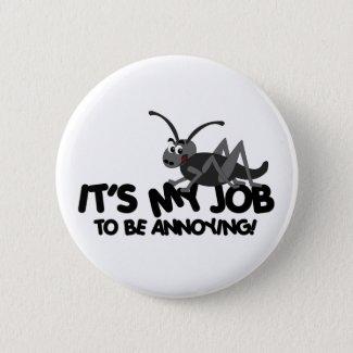 Annoying Cricket