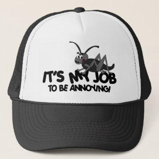 Annoying Cricket Trucker Hat