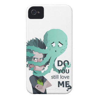 annoying octopus iPhone 4 Case-Mate cases
