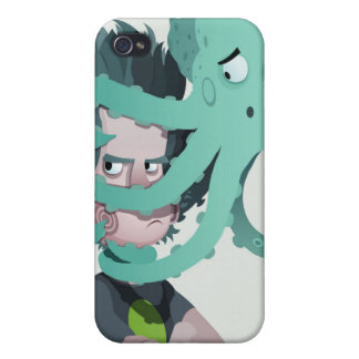 annoying octopus cases for iPhone 4