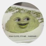 Annoying Wassabi Stickers