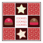 Annual Christmas Cookie Exchange Party Invitations