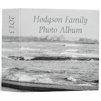 Annual Family Photo Album Binder