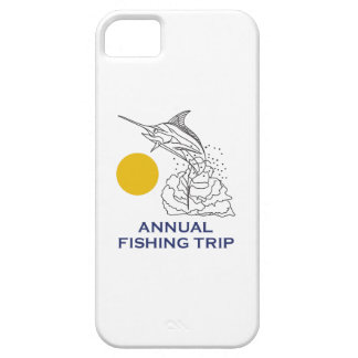 ANNUAL FISHING TRIP iPhone 5 COVERS