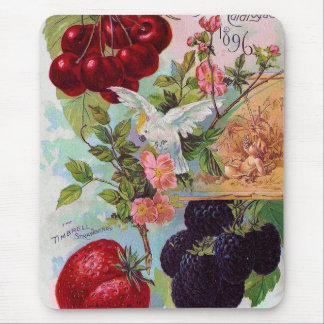 Annual Fruit Catalog 1896 Mouse Pad