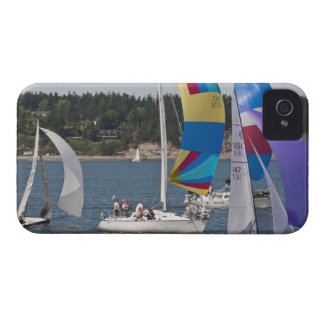 Annual Whidbey Island Race Week iPhone 4 Case