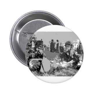 ANNUAL WHITE HOUSE EASTER EGG HUNT PINBACK BUTTON