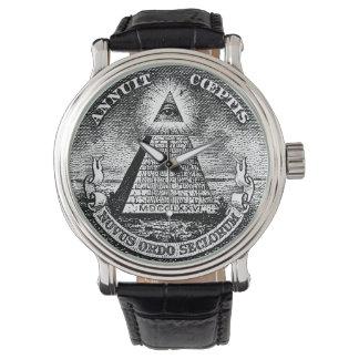Annuit Coeptis Wristwatch