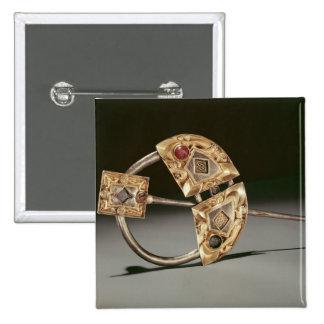 Annular brooch, Ardagh Hoard, Reerasta Button