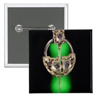 Annular brooch, Ardagh Hoard, Reerasta Pinback Button