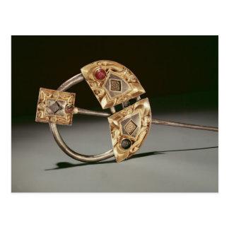 Annular brooch, Ardagh Hoard, Reerasta Postcard