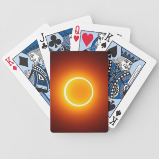 Annular Eclipse - Bicycle® Poker Playing Cards