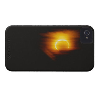 Annular Eclipse iPhone 4 Cover