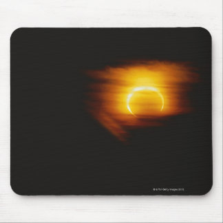 Annular Eclipse Mouse Pad