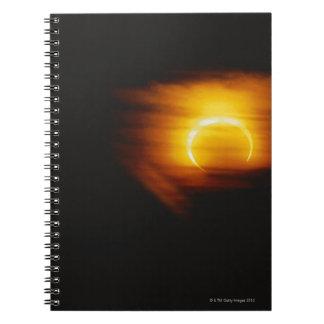 Annular Eclipse Notebook