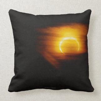 Annular Eclipse Pillows