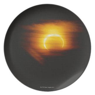 Annular Eclipse Plate