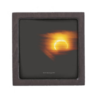 Annular Eclipse Premium Trinket Boxes