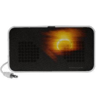 Annular Eclipse Notebook Speakers