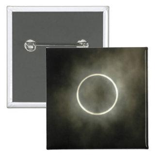 Annular Solar Eclipse Pin